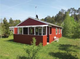 Holiday home Snedkervej VI, Jerup (Bratten Strand yakınında)