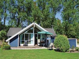 Holiday home Solgården Tranekær VI, Hou (Hoborg yakınında)