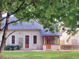 Holiday home Neuillé with a Fireplace 441, Neuillé (рядом с городом Blou)