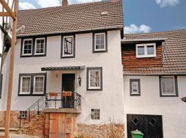 Apartment Blick Edersee - 06, Waldeck (Netze yakınında)