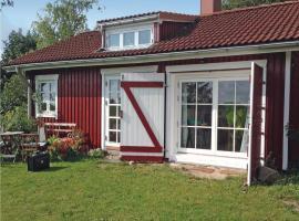 Holiday home Ulsnis 14 with Sauna, Ulsnis (Steinfeld yakınında)