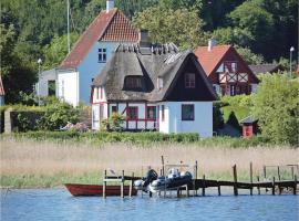 Holiday Home Svendborg with Sea View 07, Svendborg (Ny Nyby yakınında)