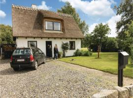 Three-Bedroom Accommodation in Askeby, Askeby