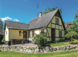 Four-Bedroom Holiday Home in Tranekar, Tranekær (Skattebølle yakınında)