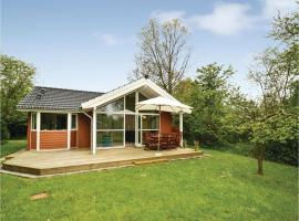 Two-Bedroom Holiday Home in Faxe Ladeplads, Fakse Ladeplads (Vallebo yakınında)