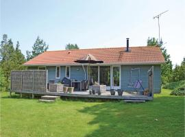 Holiday home Skibby 41, Brønde