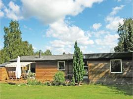 Holiday Home Melby with a Fireplace 09, Melby (Hågendrup yakınında)