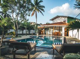 Sisikirana Villa (Luxury Villa in Galle)