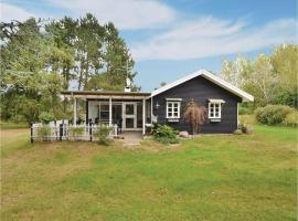 Holiday home Sømærkevej Martofte Denm, Martofte (Nordskov yakınında)