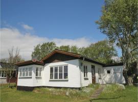 Holiday home Helnæsvej Haarby IX, Brydegård (Glamsbjerg yakınında)