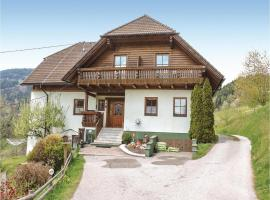 Five-Bedroom Apartment in Bad St. Leonhard, Kliening (Bad Sankt Leonhard im Lavanttal yakınında)