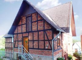 Holiday Apartment Lügde 05, Lügde (Rischenau yakınında)
