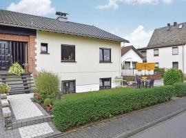 Holiday Apartment Horhausen 07, Horhausen (Obersteinebach yakınında)