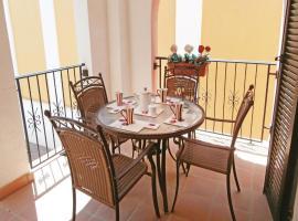 Apartment Plaza 03, Los Tomases