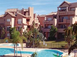 Apartment Mar Menor Golf Resort 02, Los Martínez