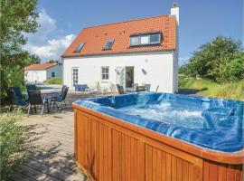 Holiday home Lild Strand Strandvejen with shower, Lild Strand