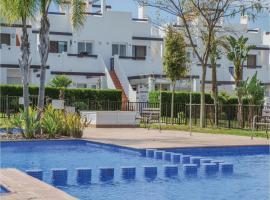 Three-Bedroom Apartment in Alhama de Murica, El Romero (рядом с городом Los Cantareros)