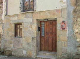 Four-Bedroom Holiday Home in San Felices de los Ga., Сан-Фелисес-де-лос-Гальегос (рядом с городом Лумбралес)