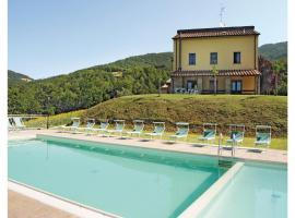 Holiday Home Sansepolcro with a Fireplace 01, Sansepolcro (Misciano yakınında)