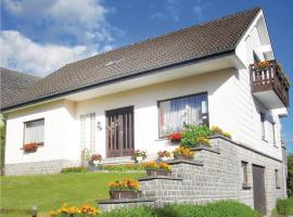 Apartment Büllingen 201, Manderfeld (Holzheim yakınında)