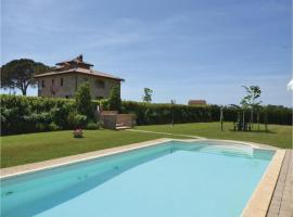 Apartment Cortona -AR- with a Fireplace 212, Cortona (Santa Caterina yakınında)