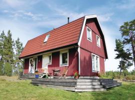 Holiday home Lugnet Ornö, Ornö