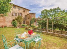 Chiosco, Bargino (Montefiridolfi yakınında)