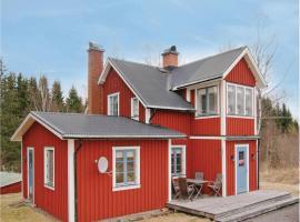 Holiday home Södra Såneby Rottneros, Rottneros