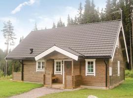 Holiday home Stora Hög Ängen Charlottenberg, Berget