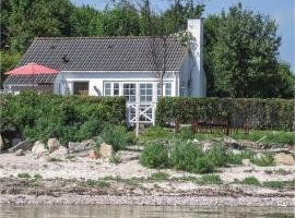 Holiday home Naldtangvej, Ornum (Nordborg yakınında)
