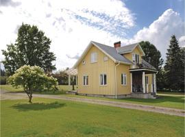 Holiday home Västra Ämtevik 9, Västra Ämtervik