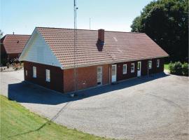Two-Bedroom Holiday Home in Lunderskov, Lunderskov (Bønstrup yakınında)