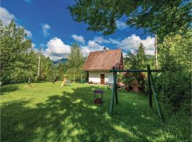 Two-Bedroom Holiday Home in Crni Lug