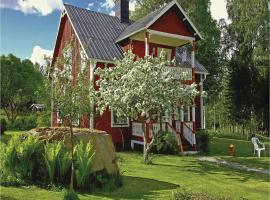 Holiday home Holmselevägen Fredrika, Fredrika