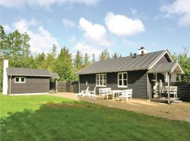 Holiday home Furvej, Amtoft