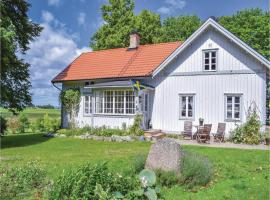 Two-Bedroom Holiday Home in Odeshog, Omberg