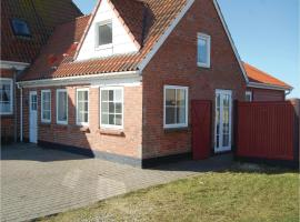 Apartment Holmsland Klitvej Hvide Sande Denm, Nørre Lyngvig (Hvide Sande yakınında)