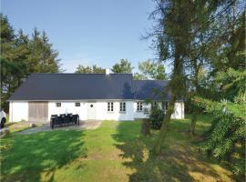 Three-Bedroom Holiday Home in Frostrup, Frøstrup (Bjerget yakınında)