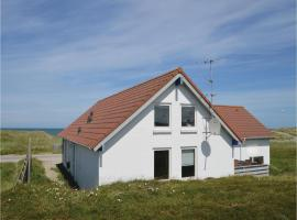 Holiday home Frostrup with Sauna 275, Lild Strand