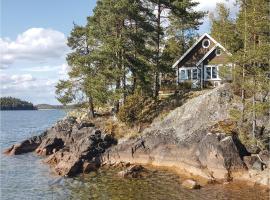 Holiday Home Hammar with Fireplace 11, Hammar (nära Askersund)