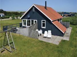 Holiday home Harboore 87 with Sauna, Harboør (Vejlby yakınında)