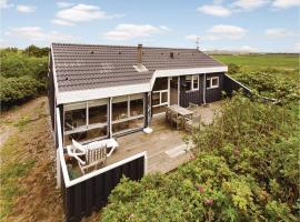 Three-Bedroom Holiday Home in Harboore, Harboør (Vejlby yakınında)