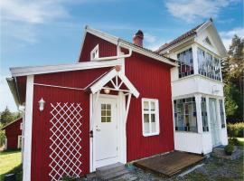 Four-Bedroom Holiday Home in Arjang, Årjäng