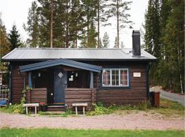 Two-Bedroom Holiday Home in Sorsjon, Sörsjön