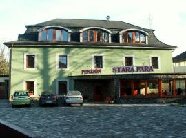 Penzion Stara Fara, Makov