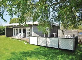 Two-Bedroom Holiday home Sydals with Sea View 06