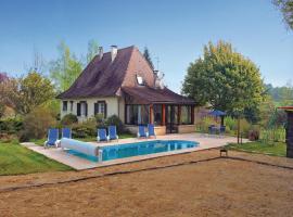 Holiday home La Lucie, Blis-et-Born (рядом с городом Milhac-d'Auberoche)