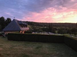 Chambre d'hôte la Roseraie, Hermival-les-Vaux
