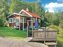 Holiday Home Smedjebacken with lake View III, Lexsjöbo