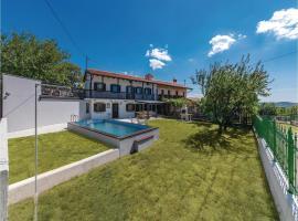 Four-Bedroom Holiday Home in Sela na Krasu